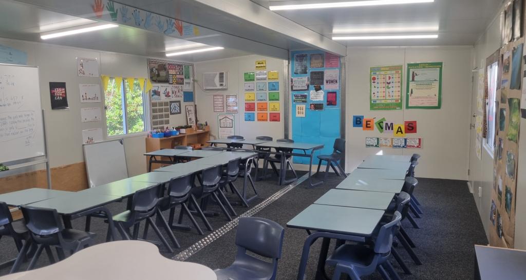 portable classroom